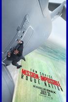 映画『 ミッション:インポッシブル/ローグ・ネイション (2015) MISSION: IMPOSSIBLE ROGUE NATION 』ポスター