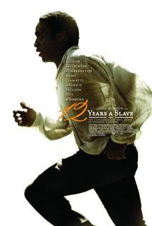 映画『 それでも夜は明ける (2013) 12 YEARS A SLAVE 』ポスター