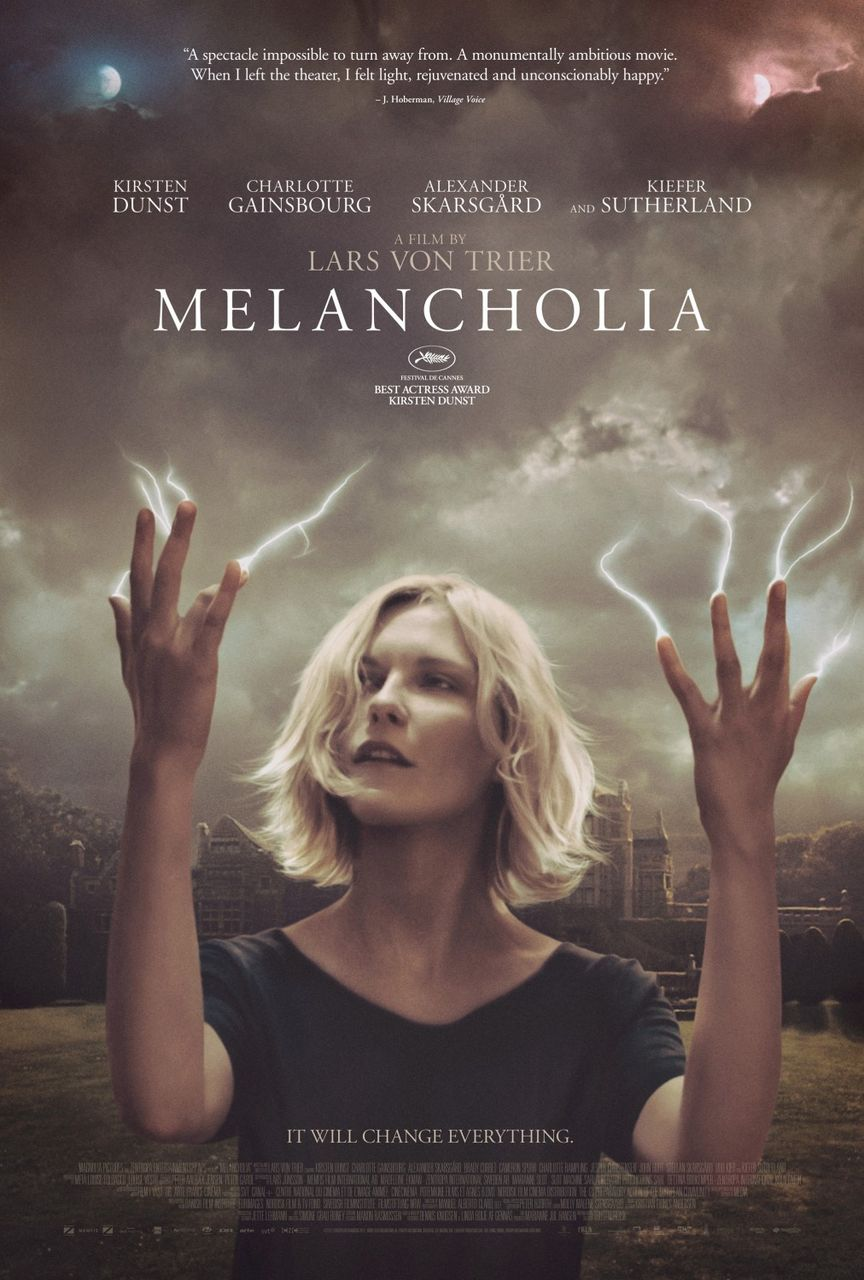 映画『メランコリア MELANCHOLIA』ポスター(3)