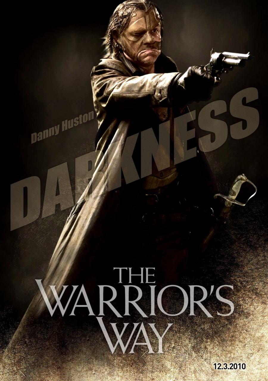 映画『決闘の大地で THE WARRIOR'S WAY』ポスター(6) ▼ポスター画像クリックで拡大します。