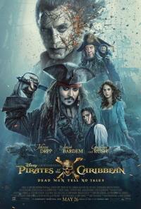パイレーツ・オブ・カリビアン/最後の海賊ポスター01画像 ▼画像クリックで拡大します@映画の森てんこ森