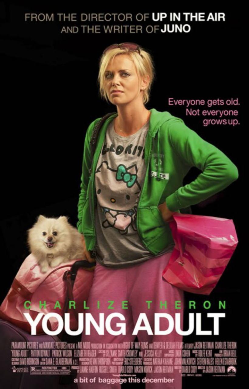 映画『ヤング≒アダルト YOUNG ADULT』ポスター(1)