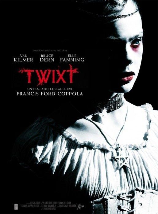 映画『Virginia/ヴァージニア TWIXT』ポスター(1) ▼ポスター画像クリックで拡大します。