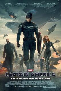 映画『 キャプテン・アメリカ/ウィンター・ソルジャー (2014) CAPTAIN AMERICA: THE WINTER SOLDIER 』ポスター