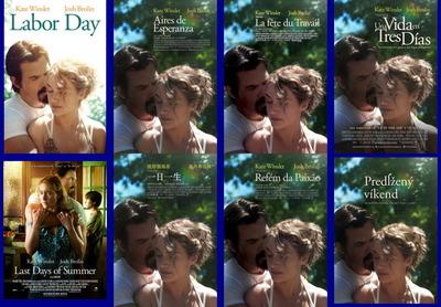 映画『とらわれて夏 (2013) LABOR DAY』ポスター(4) ▼ポスター画像クリックで拡大します。