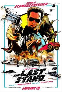 映画『 ラストスタンド (2012) THE LAST STAND 』ポスター