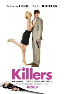 映画『 キス&キル (2010) KILLERS 』ポスター