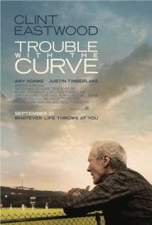 映画『 人生の特等席 (2012) TROUBLE WITH THE CURVE 』ポスター