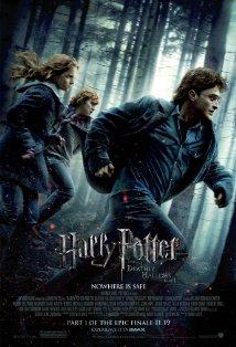 映画『 ハリー・ポッターと死の秘宝 PART1 (2010) HARRY POTTER AND THE DEATHLY HALLOWS: PART I 』のポスター