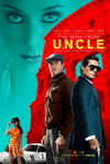 映画『 コードネーム U.N.C.L.E. (2015) THE MAN FROM U.N.C.L.E. 』ポスター