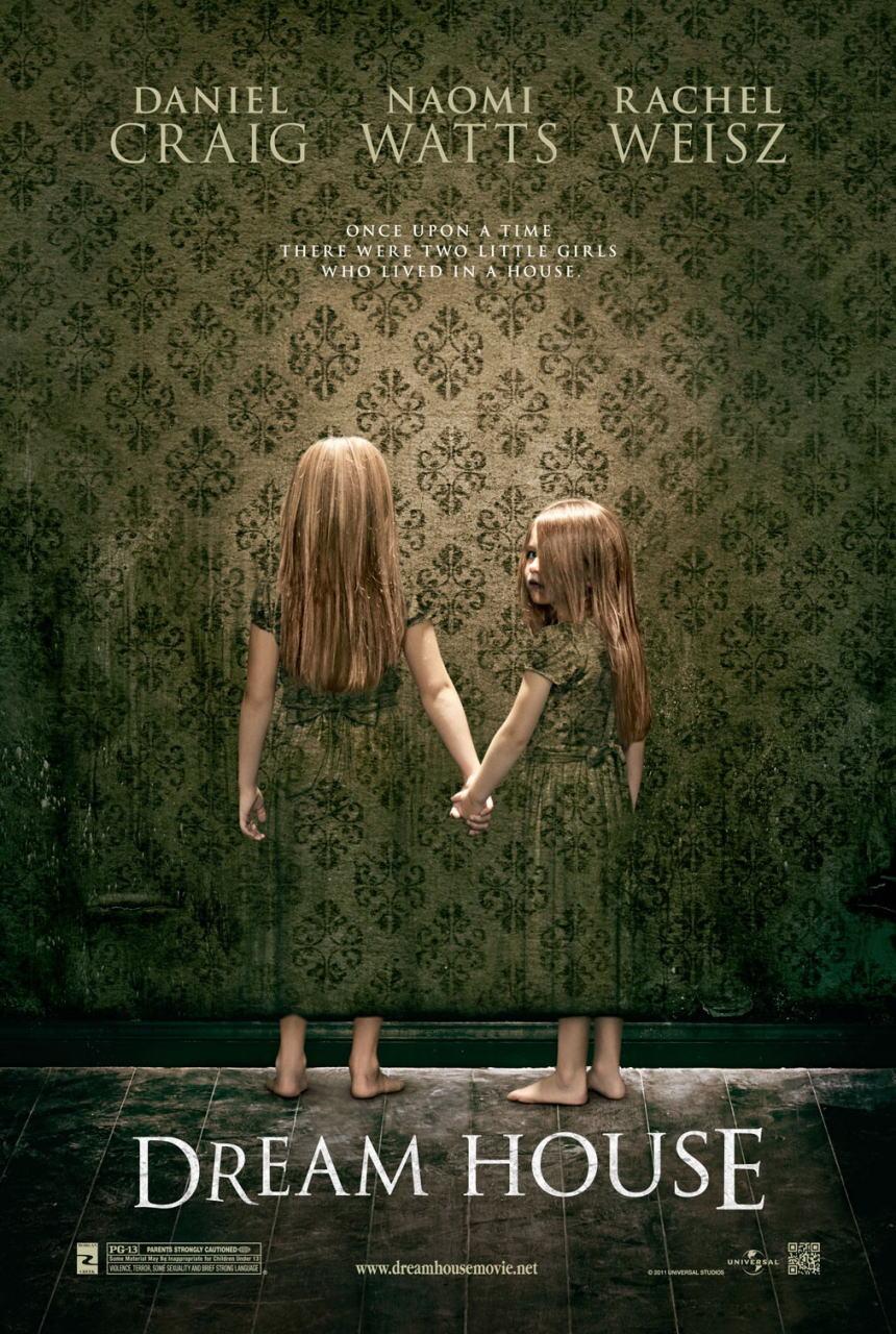 映画『ドリームハウス DREAM HOUSE』ポスター(1) ▼ポスター画像クリックで拡大します。
