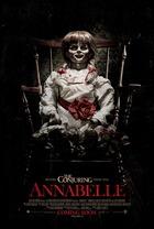 映画『 アナベル 死霊館の人形 (2014) ANNABELLE 』ポスター