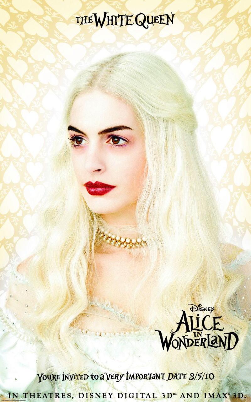映画『アリス・イン・ワンダーランド ALICE IN WONDERLAND』ポスター(6)