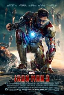 映画『 アイアンマン3 (2013) IRON MAN 3 』ポスター