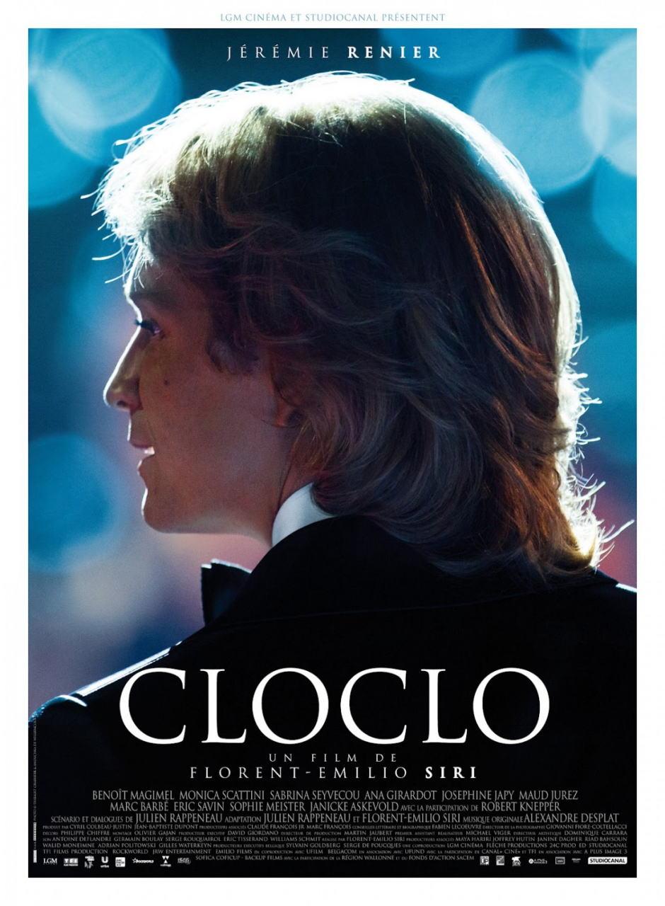 映画『最後のマイ・ウェイ (2012) CLOCLO (原題) / MY WAY (英題)』ポスター(1) ▼ポスター画像クリックで拡大します。
