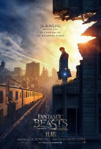 ファンタスティック・ビーストと魔法使いの旅ポスター02画像▼画像クリックで拡大します@映画の森てんこ森