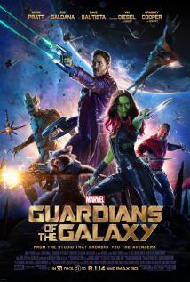 映画『 ガーディアンズ・オブ・ギャラクシー (2014) GUARDIANS OF THE GALAXY 』ポスター