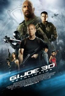 映画『 G.I.ジョー バック2リベンジ (2013) G.I. JOE: RETALIATION 』ポスター
