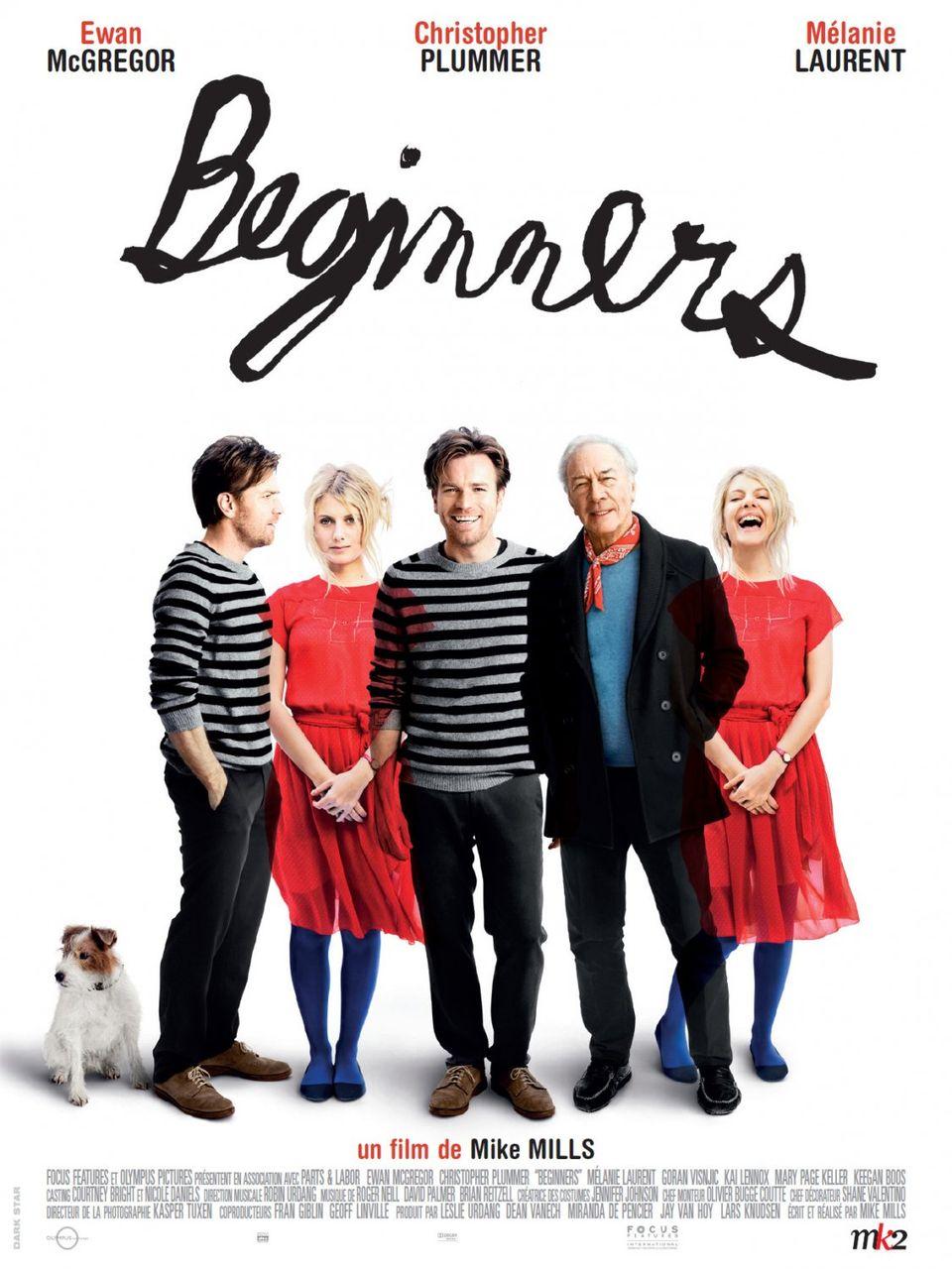 映画『人生はビギナーズ BEGINNERS』ポスター(2)