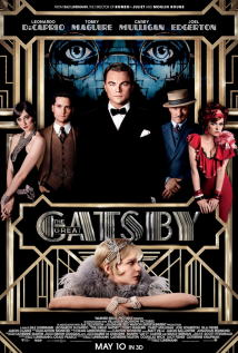 映画『 華麗なるギャツビー (2013) THE GREAT GATSBY 』ポスター