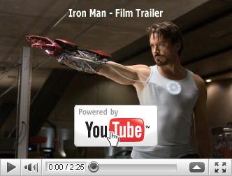 ※クリックでYouTube『アイアンマン IRON MAN』予告編へ