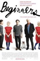 映画『 人生はビギナーズ (2010) BEGINNERS 』ポスター