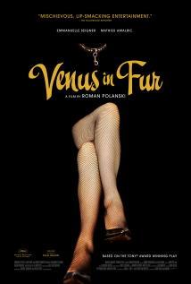 映画『 毛皮のヴィーナス (2013) VENUS IN FUR 』ポスター