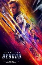映画『 スター・トレック BEYOND (2016) STAR TREK BEYOND 』ポスター