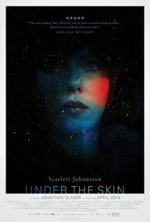 映画『 アンダー・ザ・スキン 種の捕食 (2013) UNDER THE SKIN 』ポスター