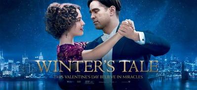 映画『ニューヨーク 冬物語 (2014) WINTER'S TALE』ポスター(3) ▼ポスター画像クリックで拡大します。
