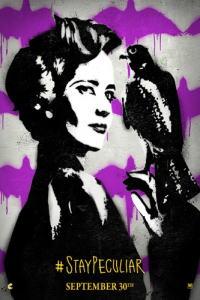 ミス・ペレグリンと奇妙なこどもたちポスター05画像 ▼画像クリックで拡大します@映画の森てんこ森
