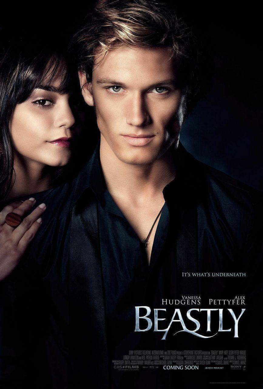 映画『ビーストリー BEASTLY』ポスター(4)