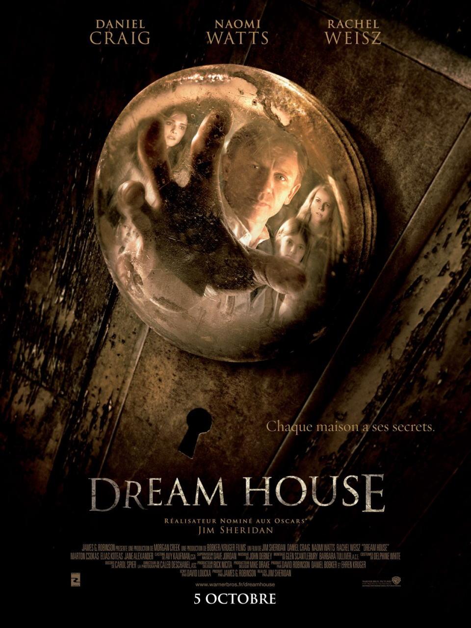 映画『ドリームハウス DREAM HOUSE』ポスター(2) ▼ポスター画像クリックで拡大します。