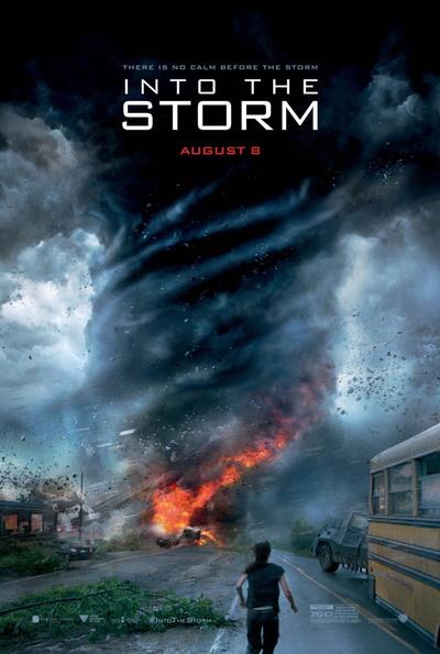 映画『イントゥ・ザ・ストーム (2014) INTO THE STORM』ポスター(2) ▼ポスター画像クリックで拡大します。