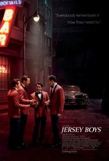 映画『 ジャージー・ボーイズ (2014) JERSEY BOYS 』ポスター