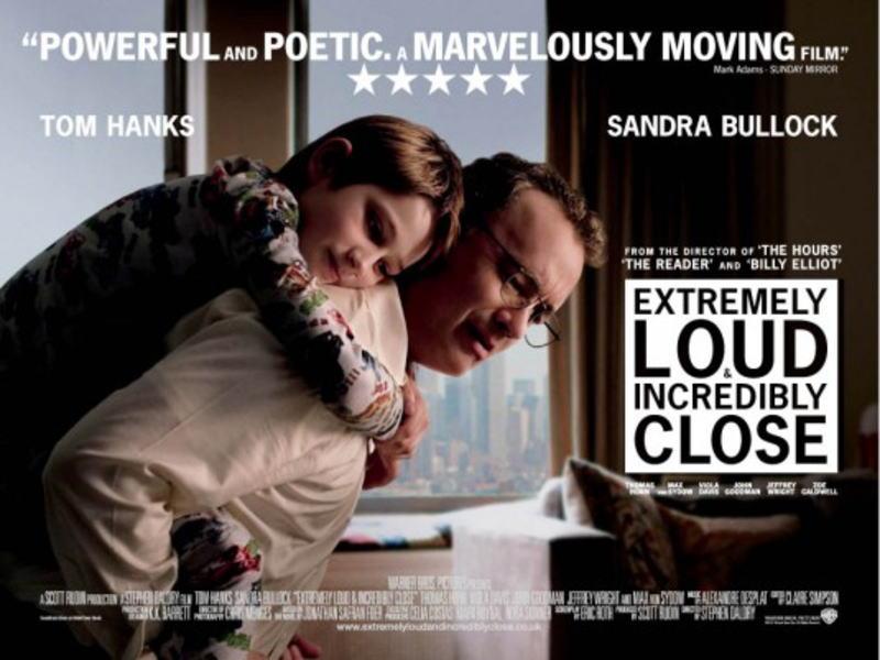 映画『ものすごくうるさくて、ありえないほど近い EXTREMELY LOUD AND INCREDIBLY CLOSE』ポスター(3)