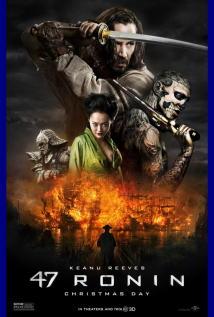 映画『 47RONIN (2013) 47 RONIN 』ポスター