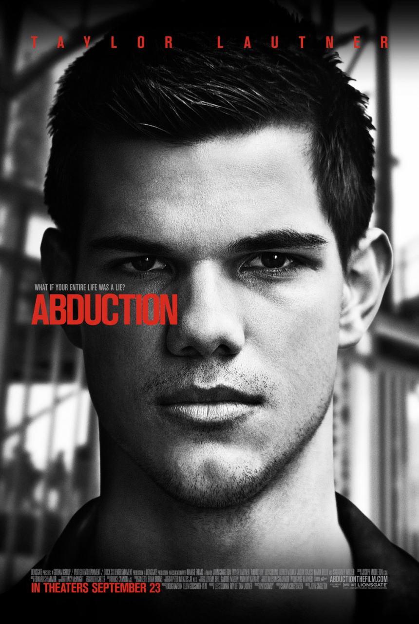 映画『ミッシング ID ABDUCTION』ポスター(3) ▼ポスター画像クリックで拡大します。