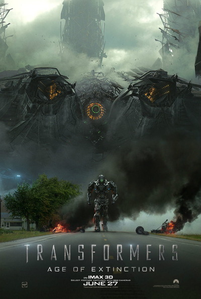 映画『トランスフォーマー/ロストエイジ (2014) TRANSFORMERS: AGE OF EXTINCTION』ポスター(2)▼ポスター画像クリックで拡大します。