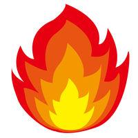 【火事】長崎県佐世保市黒髪町付近で大きな火災