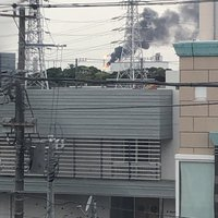 【現地の様子】千葉県の中央区や市原市で停電発生…原因は東京電力の電線で火事?電車の信号トラブルも発生