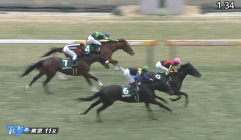 【競馬】クイーンCは北村友騎乗のクロノジェネシスがV