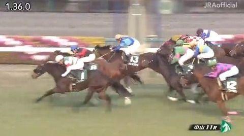【競馬】フェアリーSは丸山騎乗のフィリアプーラがV