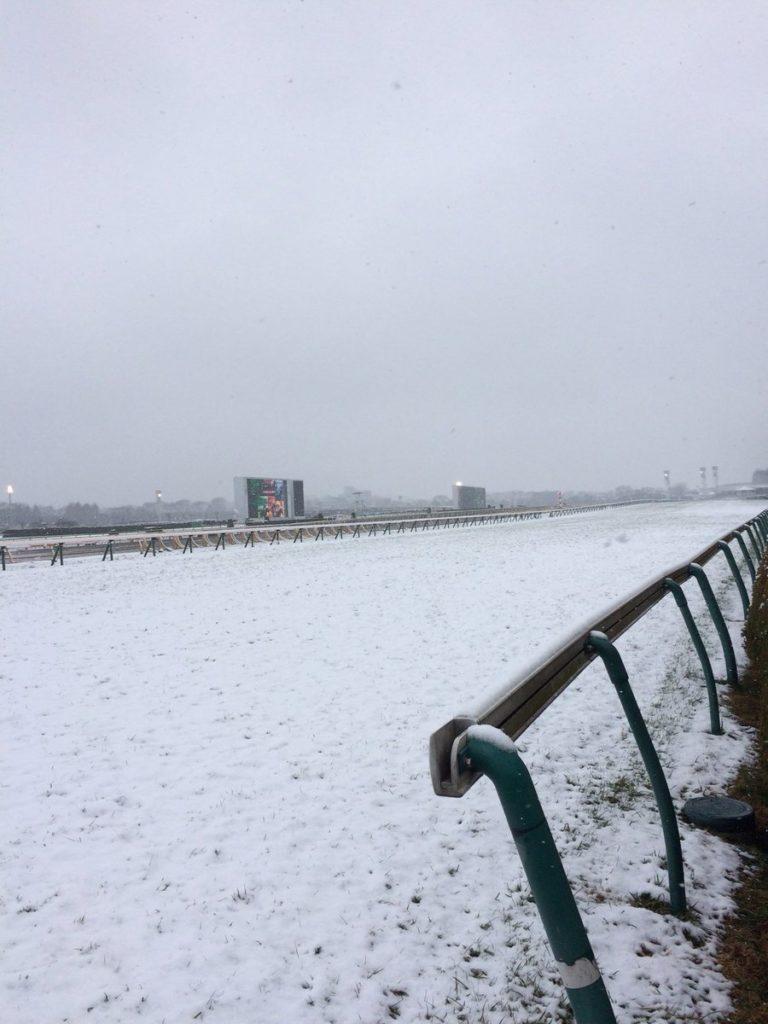 【競馬】JRAは今こそ冬季開催を休止すべき