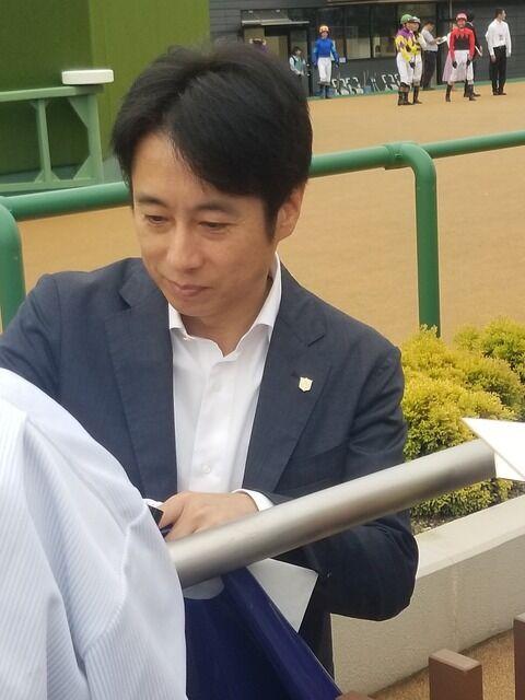 【競馬】松永幹夫が未だにイケメンな件