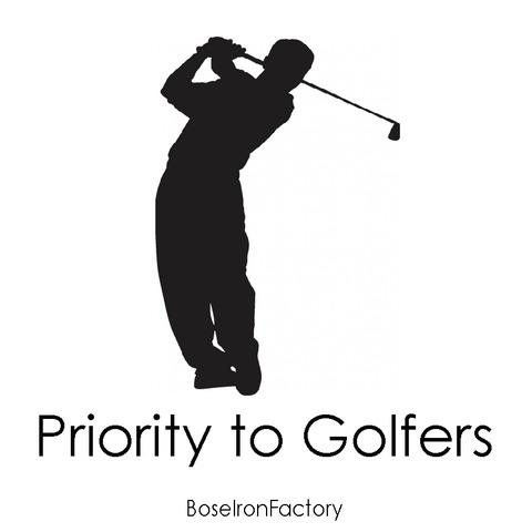 ゴルファー優先