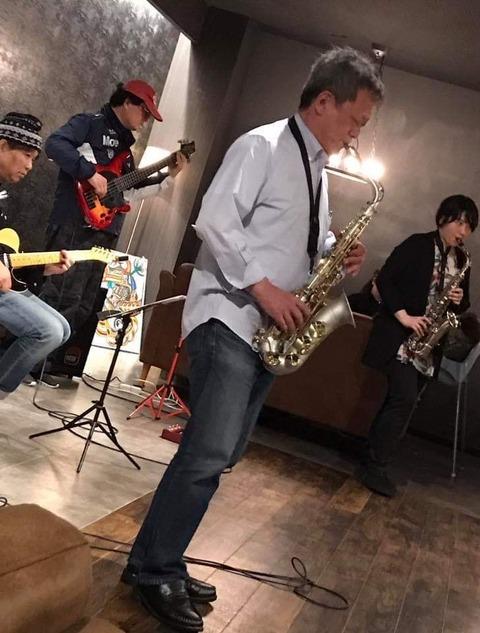 ジャズライブ-水田宗親