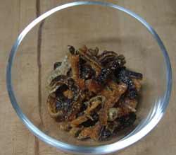 ウツボの佃煮