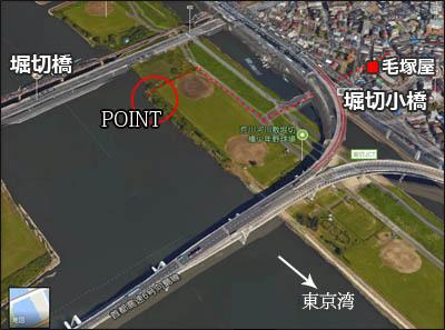 170819-ハゼ釣り2017_荒川堀切橋000b