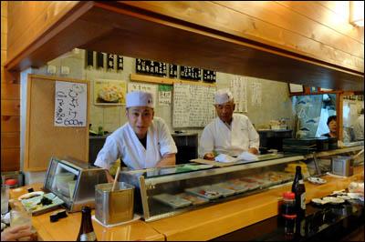 170717-堀切菖蒲園「魚がし寿司」002